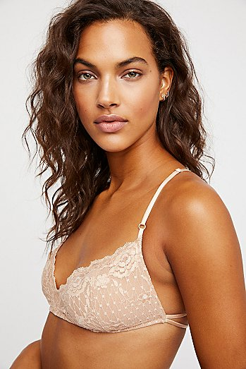 Essential Lace Racerback