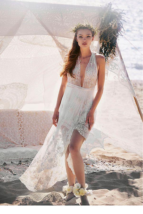 Free People Wedding Dress.Carolyn S Dream Dress