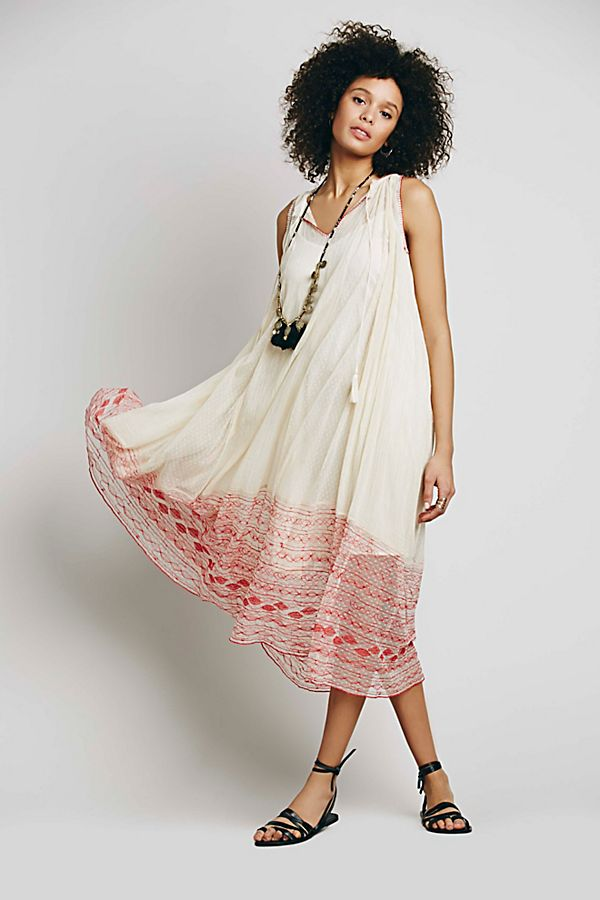 3d367b5ce4f2b Full Of Love Shapeless Dress | Free People UK