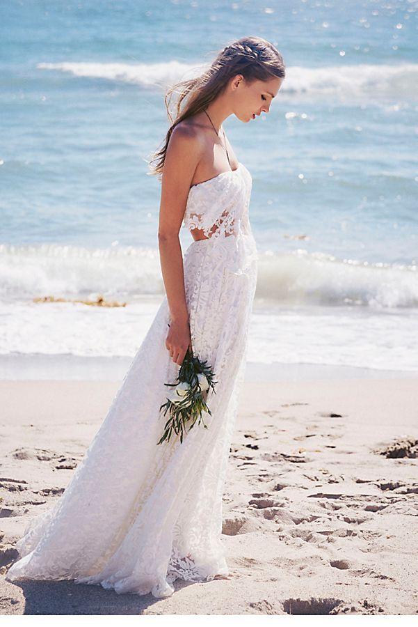 Free People Wedding Dress.Lola Set