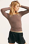 Thumbnail View 2: Off the Shoulder Solid Top