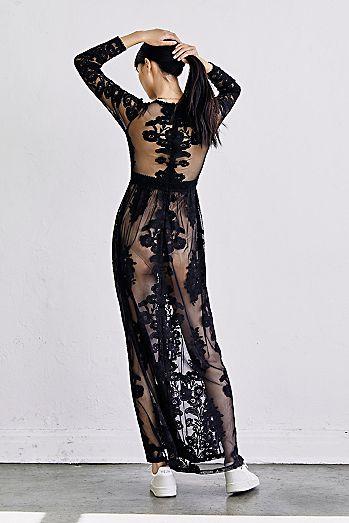 f34f60e63e8 Temecula Maxi Dress