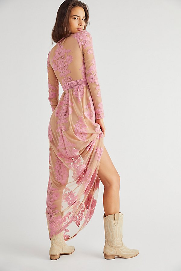 Slide View 1: Temecula Maxi Dress