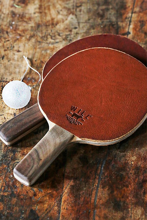 Leather Ping Pong Paddle Free People