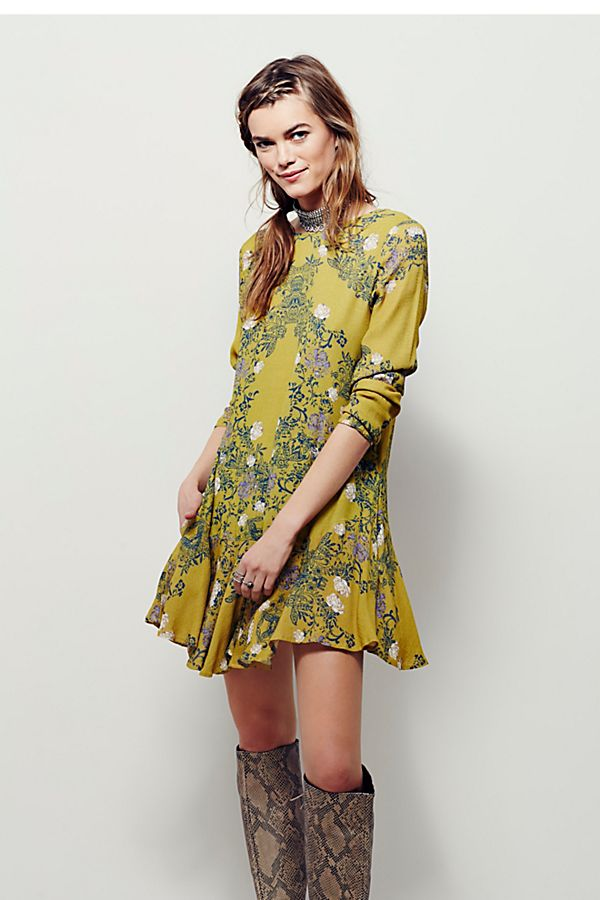 5fdb15dcca6 Smooth Talker Floral Print Tunic | Free People