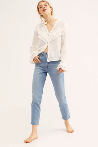 36b68b42 Levi's Wedgie Icon High-Rise Jeans | Free People