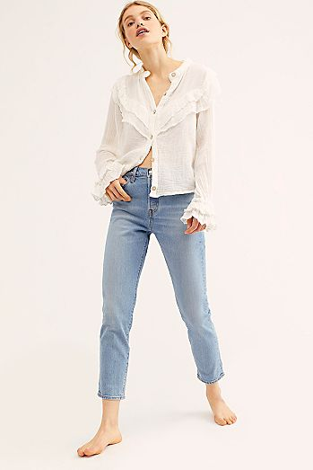 9f5ef76b617 Levi's Jeans For Women | 501s, Skinny & More | Free People