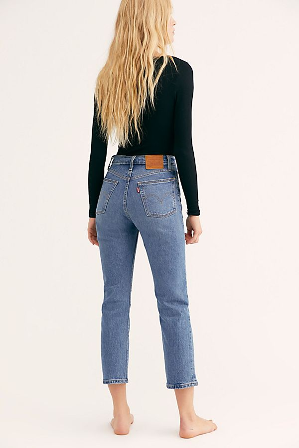 cost charm in stock biggest selection Levi's Wedgie Icon High-Rise Jeans