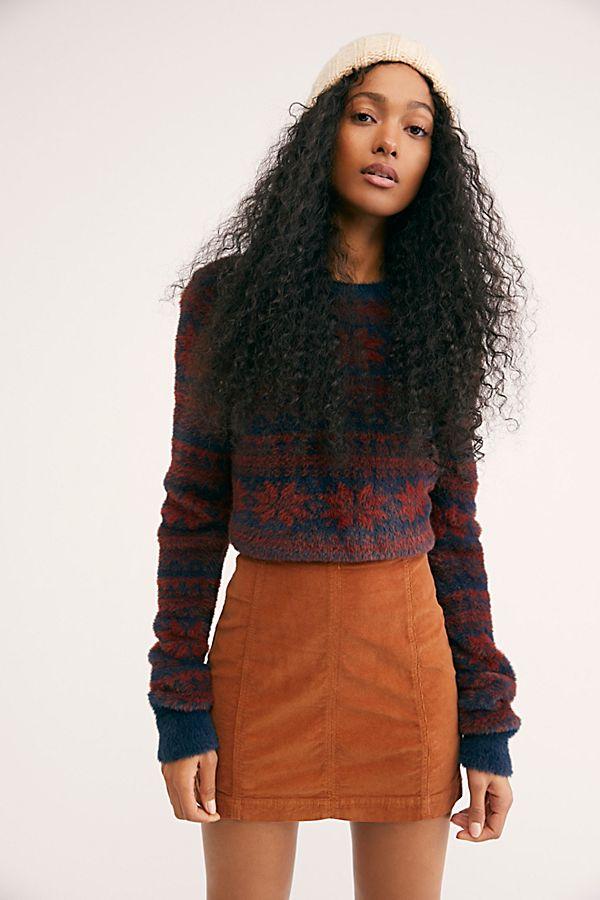 5ff0f8c74a Modern Femme Cord Mini | Free People