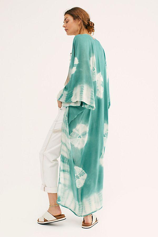 789aa090d Slide View 2: Spellbound Tie Dye Kimono