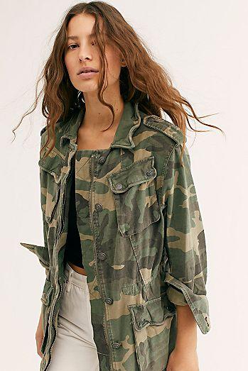 5dfdea7ac Parkas, Utility & Anorak Jackets for Women | Free People