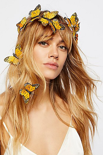 Meadow Monarch Halo Set