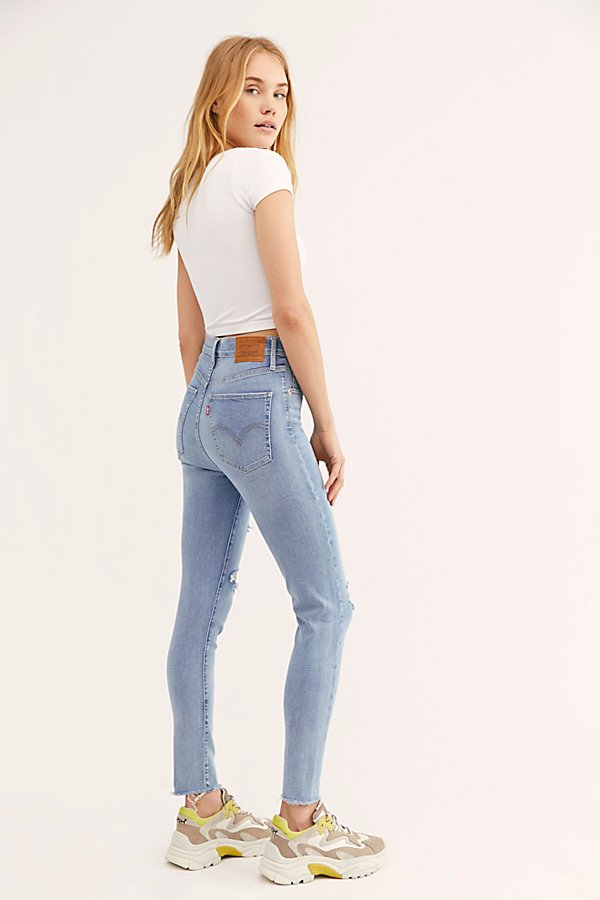Slide View 2: Levi's Mile High Super Skinny Jeans