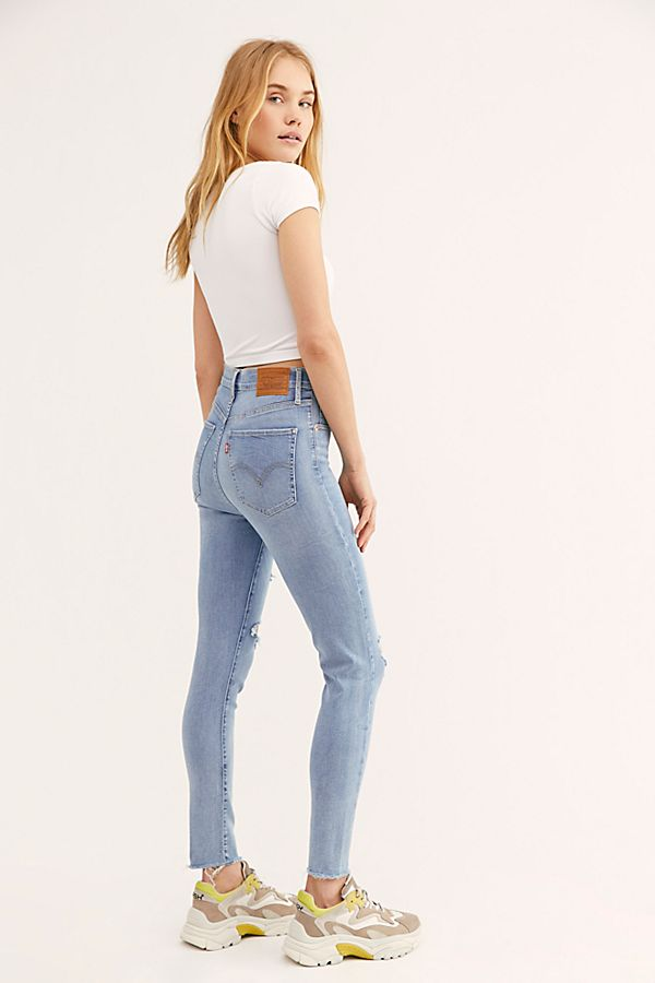 67a6d810cad Slide View 2  Levi s Mile High Super Skinny Jeans