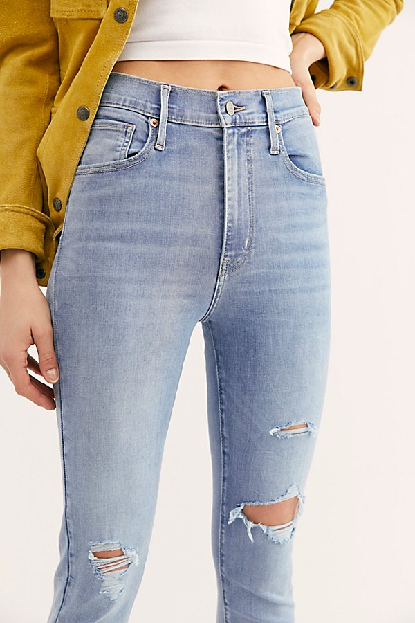 Slide View 3: Levi's Mile High Super Skinny Jeans