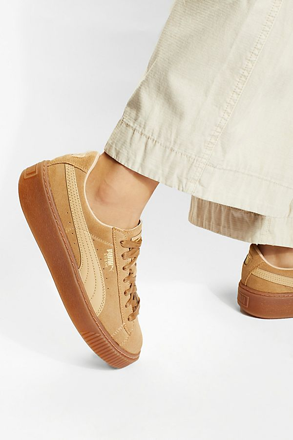 4aa4dff9a92 Suede Platform Core Sneakers | Free People