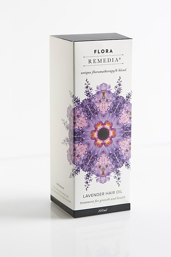 Slide View 2: Flora Remedia Lavender Hair Oil