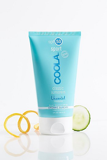 COOLA Classic Sport SPF 50 Sunscreen
