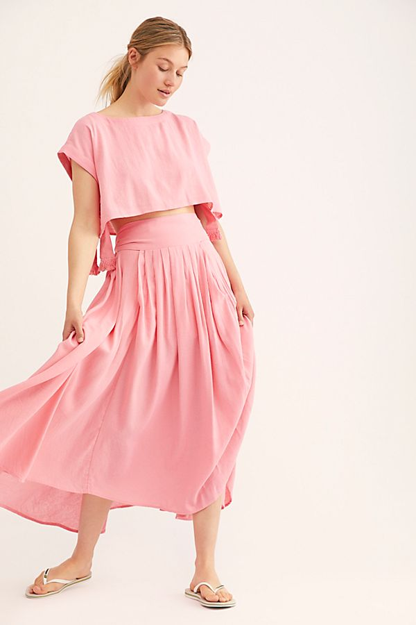 Slide View 1: Sundown Skirt Co-Ord