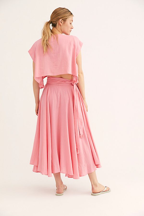 Slide View 2: Sundown Skirt Co-Ord