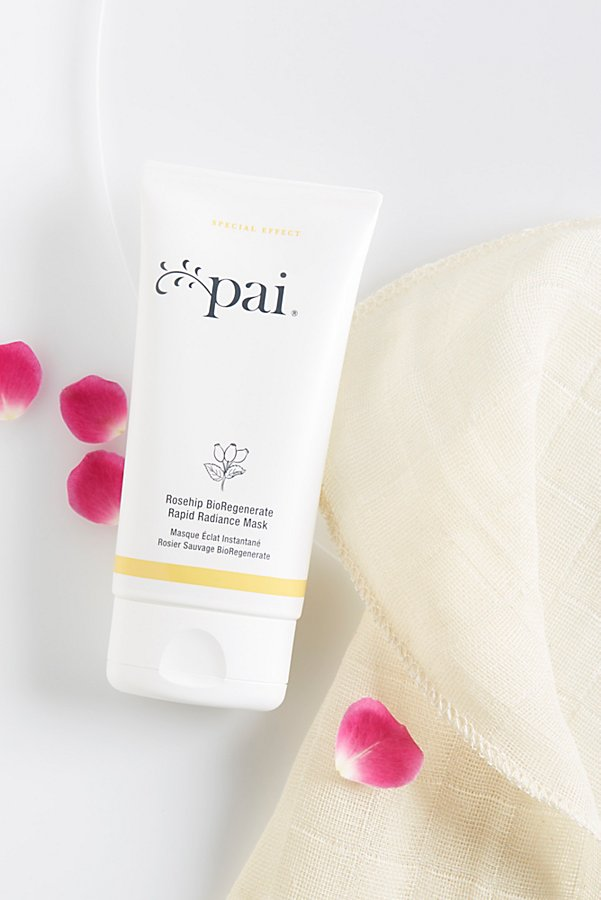 Slide View 1: Pai Skincare Rosehip BioRegenerate Rapid Radiance Mask