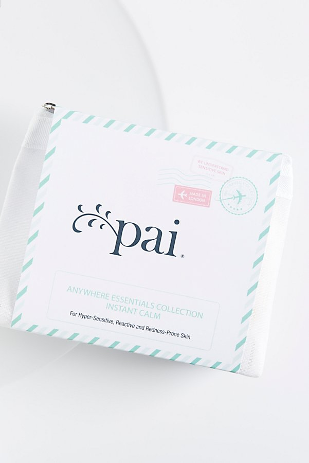 幻灯片视图 3: Pai Skincare Anywhere Essentials旅行系列