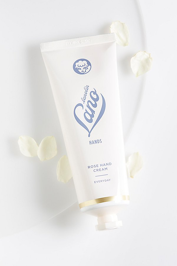 Slide View 1: Lanolips Rose Hand Cream Everyday