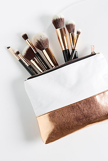 M.O.T.D Cosmetics Lux Vegan Essential Brush Set