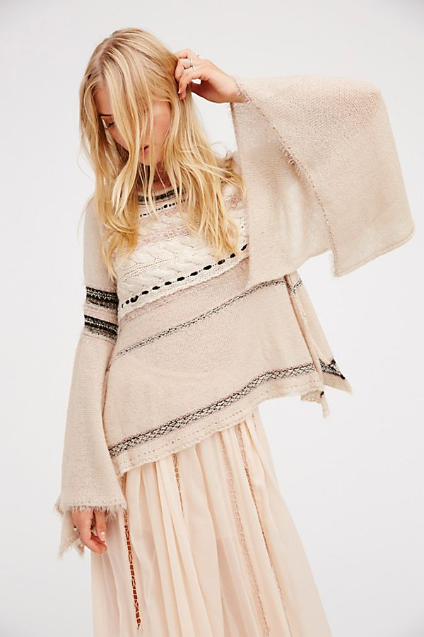 Craft Time Sweater Free People