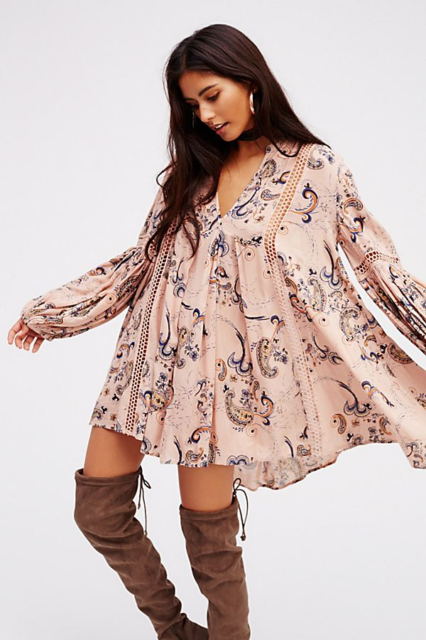 b670ac65619 Just the Two of Us Paisley Printed Tunic | Free People