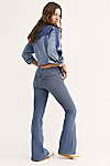 Thumbnail View 2: Penny Pull-On Flare Jeans
