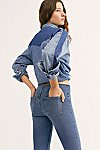 Thumbnail View 3: Penny Pull-On Flare Jeans