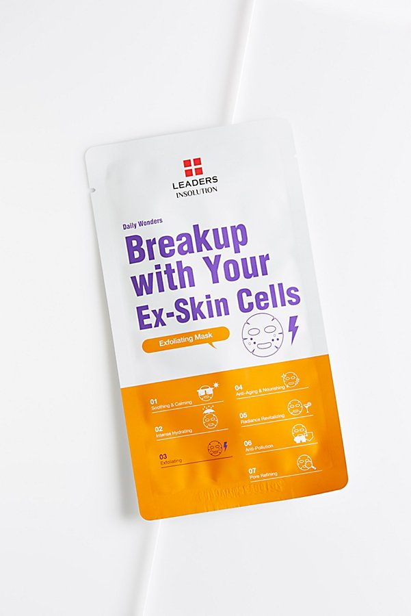 Slide View 1: Leaders Daily Wonders Break Up With Your Ex Skin Cells Mask