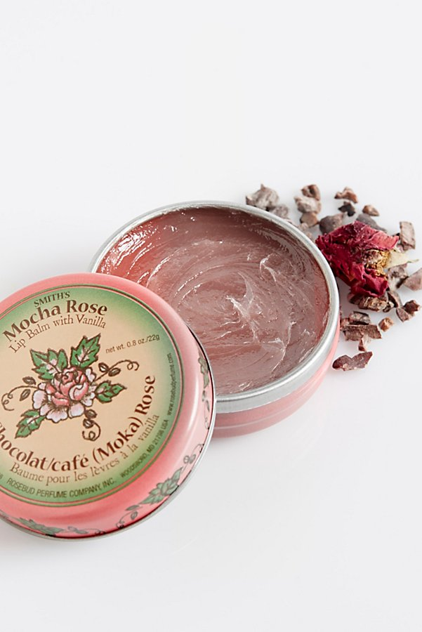 Slide View 1: Rosebud Perfume Co. Mocha Rose Lip Balm Tint