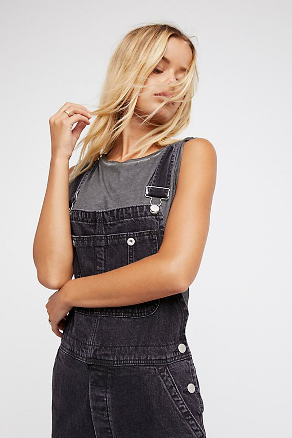 Slide View 2: The Boyfriend Dungaree