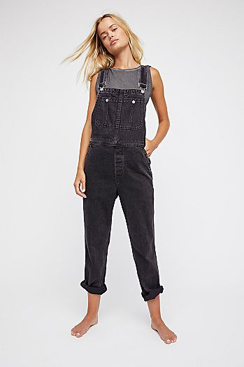 The Boyfriend Dungaree