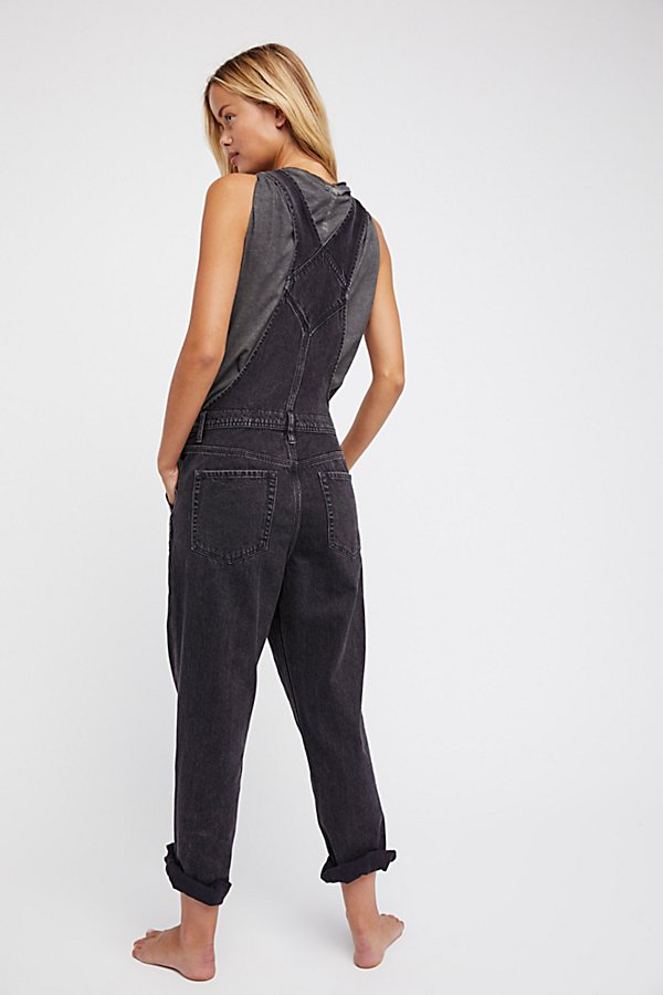 Slide View 3: The Boyfriend Dungaree