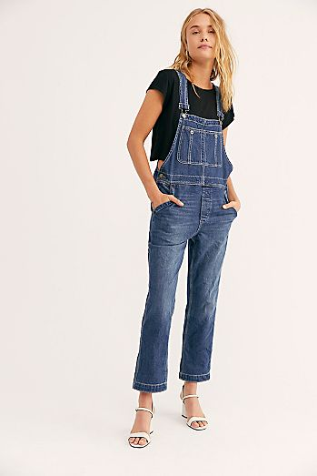 4231bf94a24 Womens Overalls | Cute Denim Overalls & Coveralls | Free People