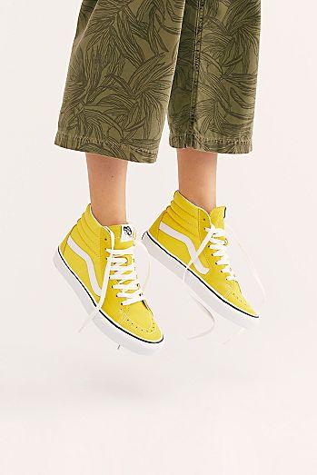 dbdce48ca23 Vans Sk8-Hi Top Sneaker