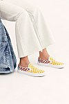Thumbnail View 1: Classic Checkered Slip-On