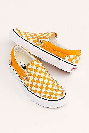 online store 75364 165db Classic Checkered Slip-On