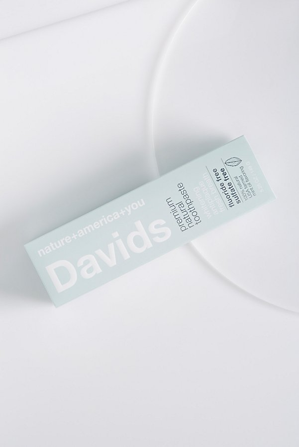 Slide View 2: Davids Premium Natural Toothpaste
