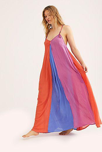 d083312c52a Mixin  It Up Maxi Dress