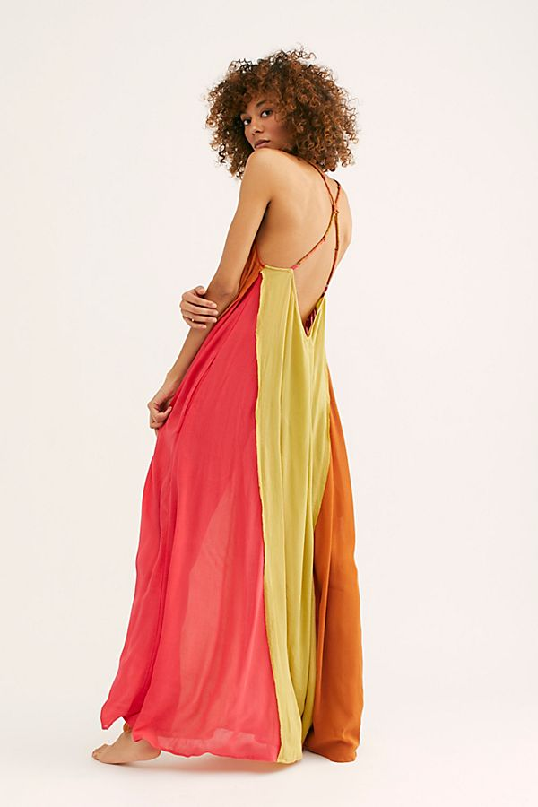 Slide View 2: Mixin' It Up Maxi Dress