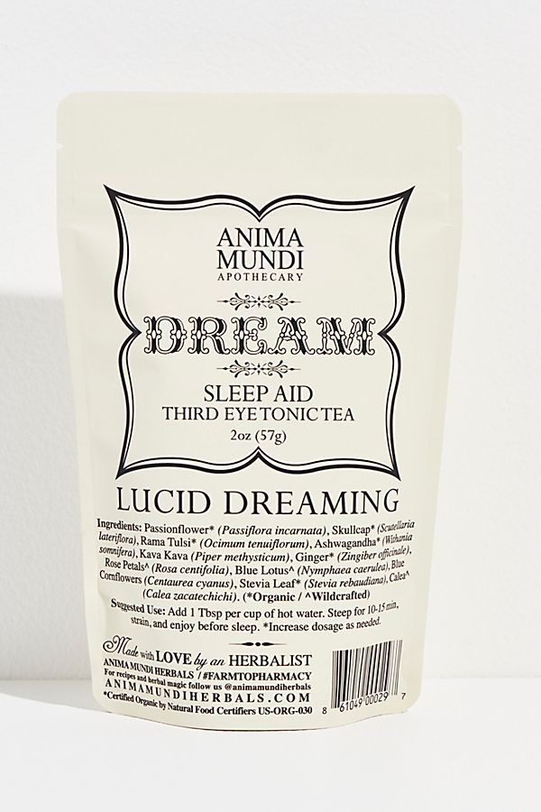 Anima Mundi Lucid Dreaming Tea