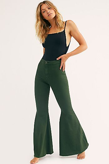 5f3104ac77 Womens Flare Jeans & Bell Bottom Jeans | Free People