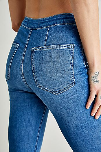 588ec78bfc Womens Flare Jeans   Bell Bottom Jeans