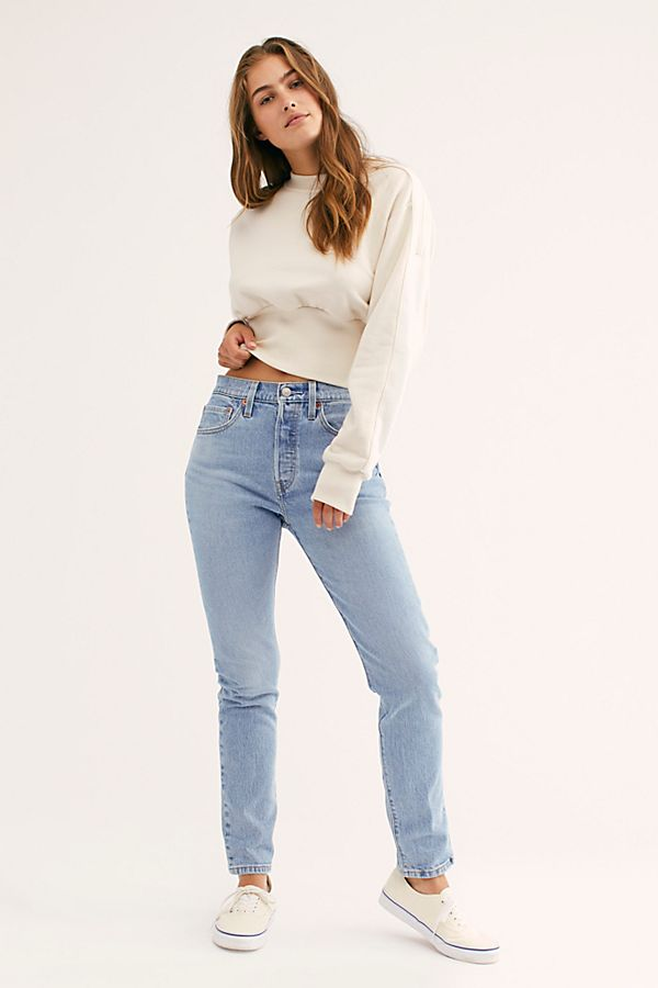 c905136d Slide View 2: Levi's 501 Skinny Jeans
