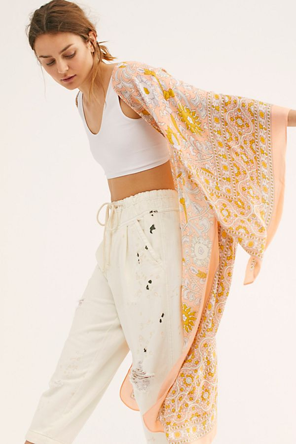 b24be0d4c46b Magic Dance Border Print Kimono | Free People