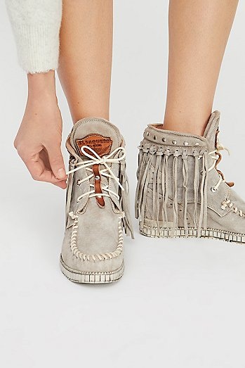Roseland Moccasin Boot